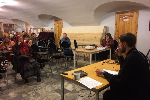 Заведующий отделом заочного обучения Академии выступил на конференции по святителю Феофану Затворнику