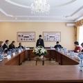 Проректор по культуре Санкт-Петербургской Духовной Академии приняла участие в работе семинара по апробации регентского стандарта