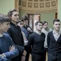 Воспитанники Духовной Академии посетили с экскурсией Юсуповский дворец