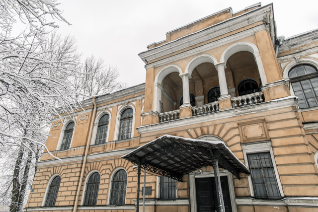 Духовной Академии возвращена часть здания её дореволюционной библиотеки