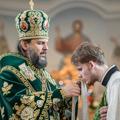 Архиепископ Амвросий в Неделю Ваий совершил свою 200-ю диаконскую хиротонию