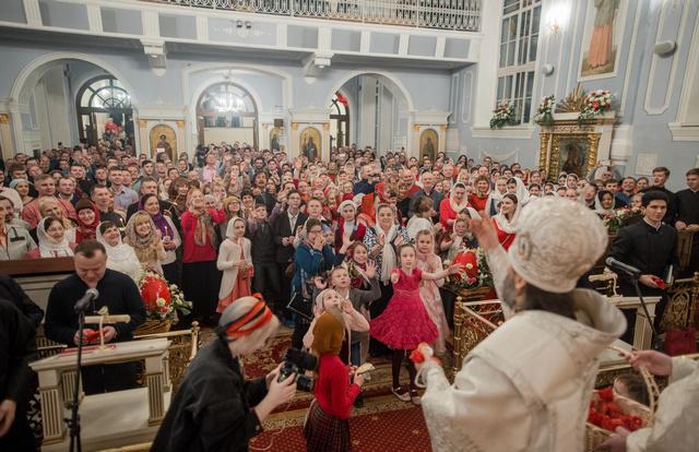 Христос Воскресе! Духовная Академия встречает светлый праздник Христовой Пасхи