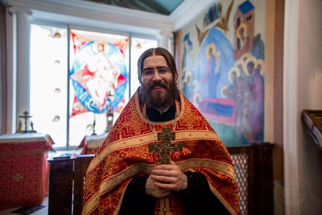 Первая Пасха в священном сане