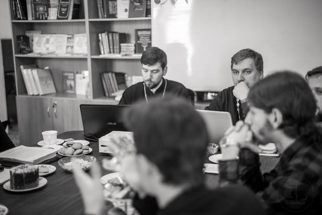 В Санкт-Петербургской Духовной Академии начала работу XМеждународная студенческая конференция