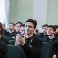 В Санкт-Петербургской Духовной Академии прошла X Международная студенческая конференция