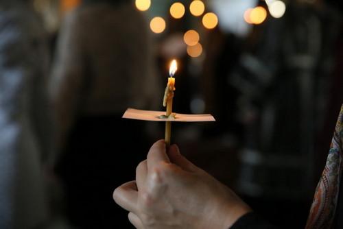 Богослужения Страстной Седмицы и Пасхи