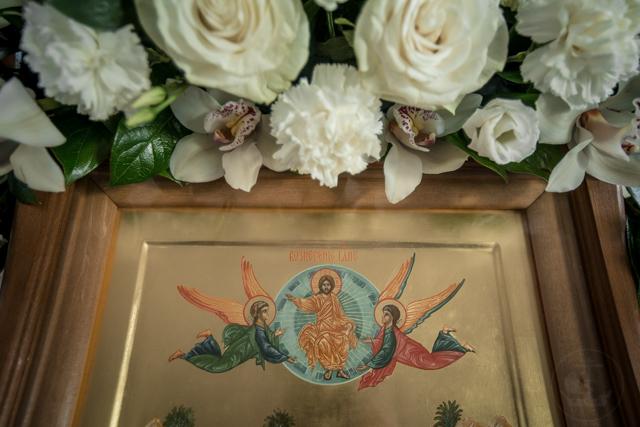 В праздник Вознесения Господня рукоположен в сан диакона ещё один студент Духовной Академии
