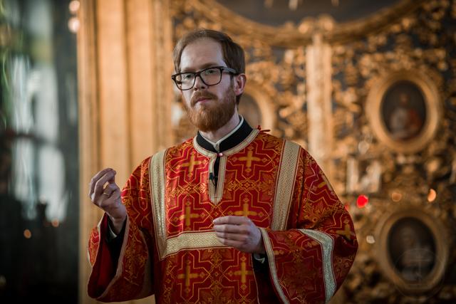 Два архиерея совершили бдение престольного праздника Духовной Академии