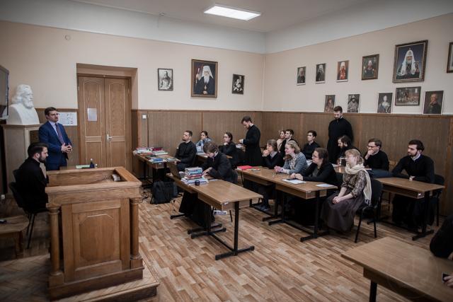 В Академии прошло заключительное в этом году общее собрание Исторического общества