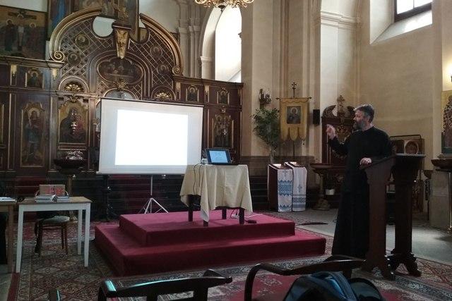 Проректор Академии выступил на конференции в Праге