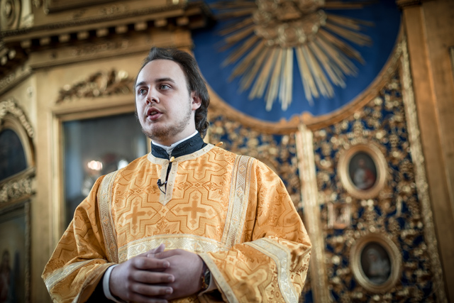 Собор Санкт-Петербургских святых молитвенно отметили в Духовной Академии