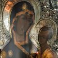 Архиепископ Амвросий совершил Литургию в день памяти Тихвинской иконы Божией Матери