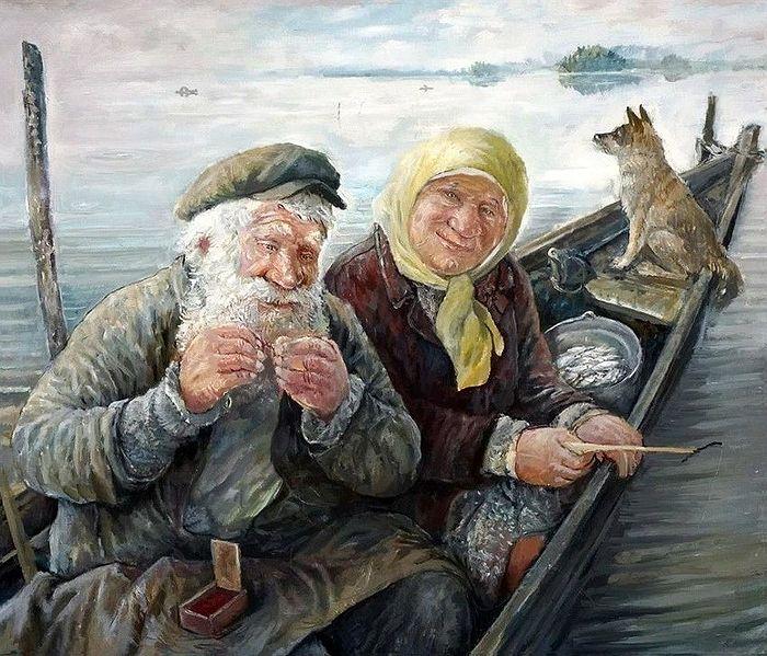 Священник Валерий Духанин. Будущим старикам: возможно ли утешение на пенсии?