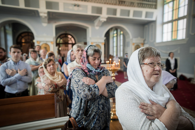 Последняя Литургия. Санкт-Петербургская Духовная Академия прощается с любимым ректором