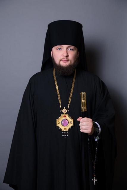 Епископ Петергофский Серафим прибыл к месту своего нового служения
