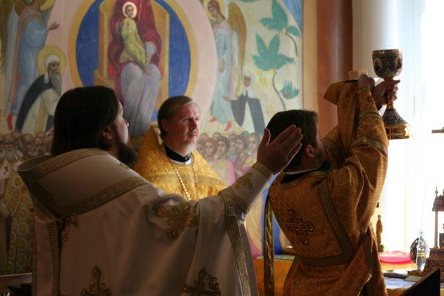 В Духовной Академии почтили Память святых отцов шести Вселенских Соборов