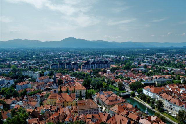 Женский хор Санкт-Петербургской Духовной Академии совершил паломническую поездку в республику Словения
