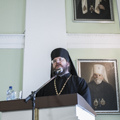 Епископ Серафим возглавил заседание Общего собрания и Учёного совета