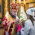 Ректор Духовной Академии поздравил протоиерея Богдана Сойко с именинами