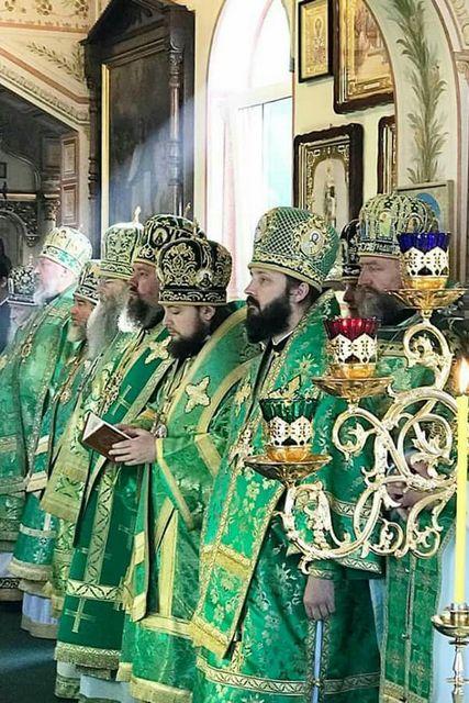 Ректор Академии принял участие в торжествах по случаю памяти преподобномученика Афанасия Брестского