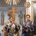 Академия встретила праздник Воздвижения Креста Господня