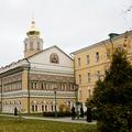 Епископ Петергофский Серафим поздравил Московскую Духовную Академию с престольным праздником