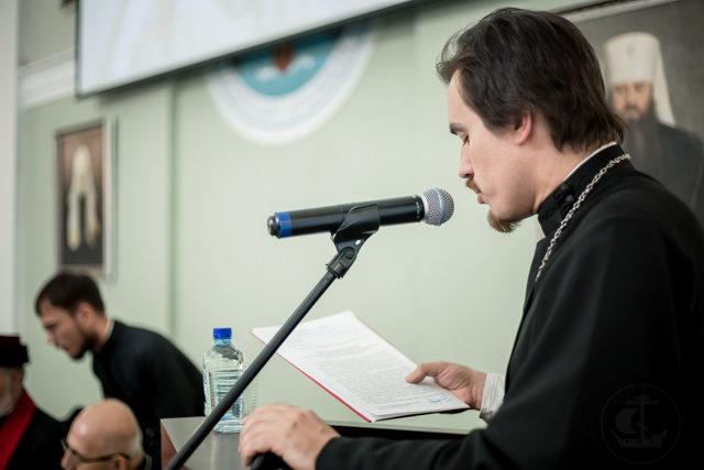 В Академии прошел богословский коллоквиум с представителями Ассирийской Церкви Востока