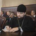 Епископ Серафим принял участие в заседании Ученого совета Военно-медицинской академии
