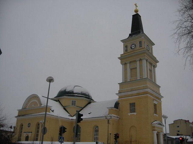 Епископ Серафим посетил епархию г. Оулу Евангелическо-Лютеранской церкви Финляндии