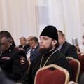 Епископ Серафим принял участие в Совете ректоров вузов Санкт-Петербурга и Ленинградской области