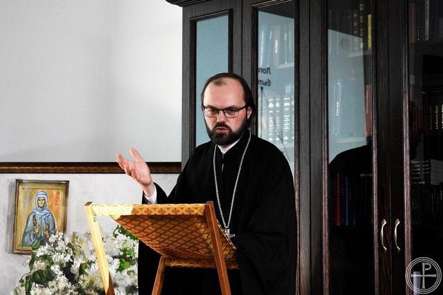 Преподаватель Духовной Академии принял участие в Международной конференции