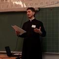 Студент Духовной Академии принял участие в Международной конференции