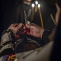 Ректор Академии совершил первый монашеский постриг