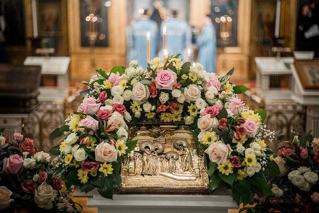 «Да откроются преддверия славы Бога нашего!» Духовная Академия встретила праздник Введения во храм Божией Матери