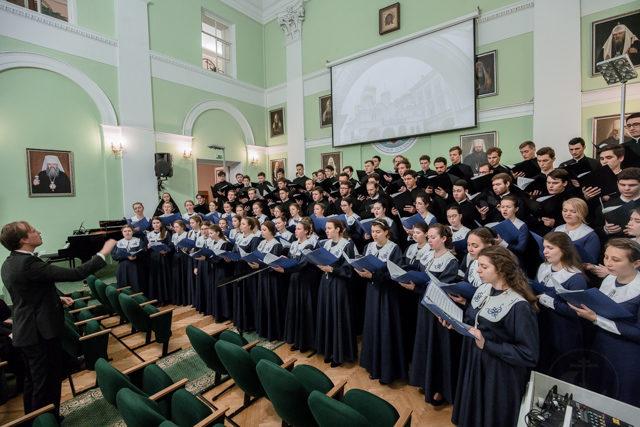 «1030-летие Крещения Руси» – в Духовной Академии состоялся музыкальный вечер
