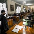 Учебный комитет провёл плановую проверку в Санкт-Петербургской Духовной Академии