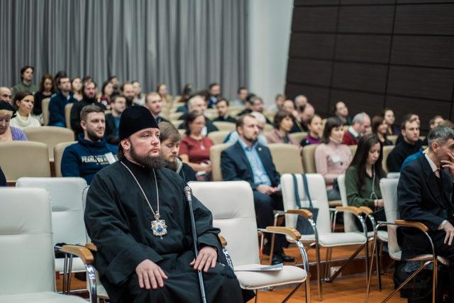 «Работа с молодёжью 2018» – ректор Академии провёл ежегодную епархиальную конференцию