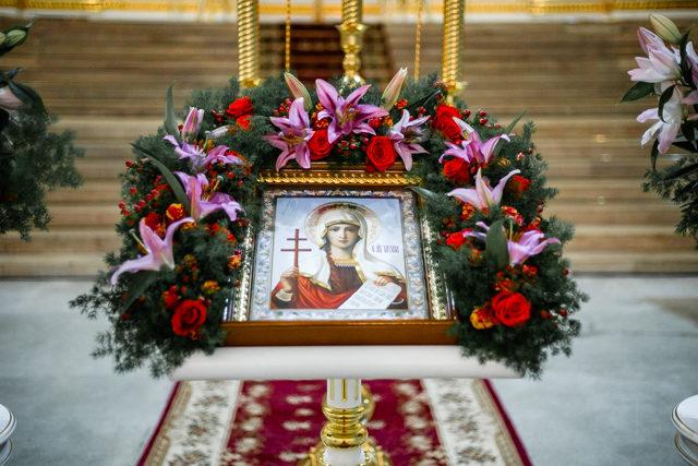 Ректор Академии возглавил торжества в День российского студенчества в Смольном соборе Санкт-Петербурга