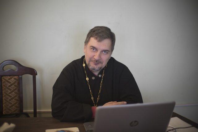 Священник Игорь Иванов назначен главным редактором «Христианского чтения»