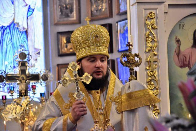 Епископ Петергофский Серафим принял участие в актовом дне Минской Духовной Семинарии