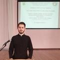 Магистрант Академии принял участие в международной конференции в Минске