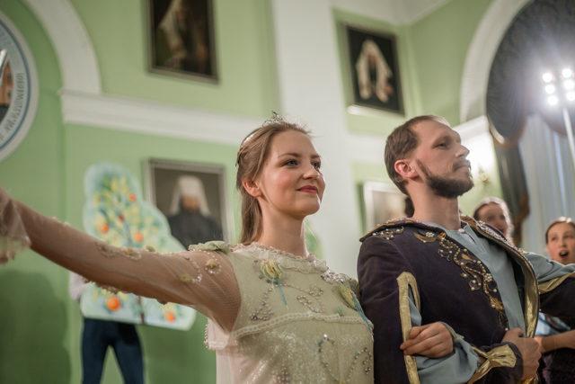 Христианство – религия радости. В Духовной Академии прошёл ежегодный Масленичный концерт